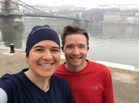 My favorite running partner